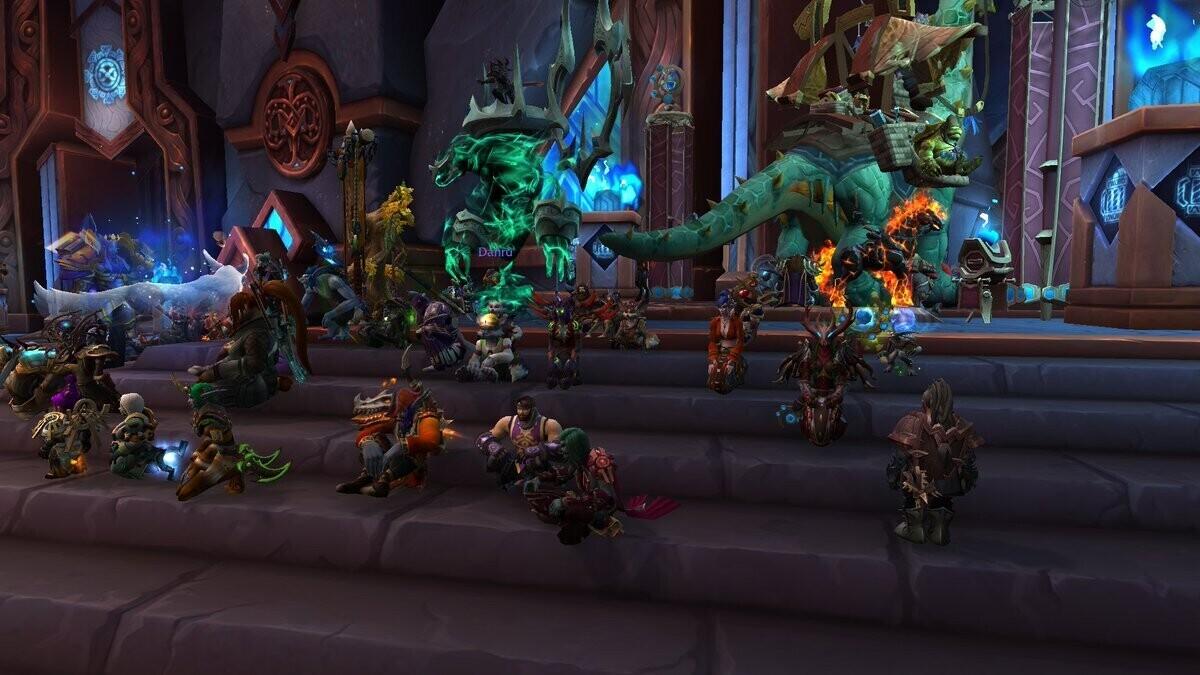 Игроки World of Warcraft начали протестовать против создателей игры из-за секс-скандала