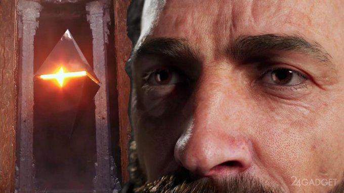 Представлена демоверсия Alpha Point на базе движка Unreal Engine 5 для Xbox Series X (видео)