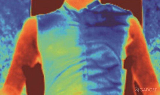 Ткань Metafabric защитит человека в жару (2 фото)