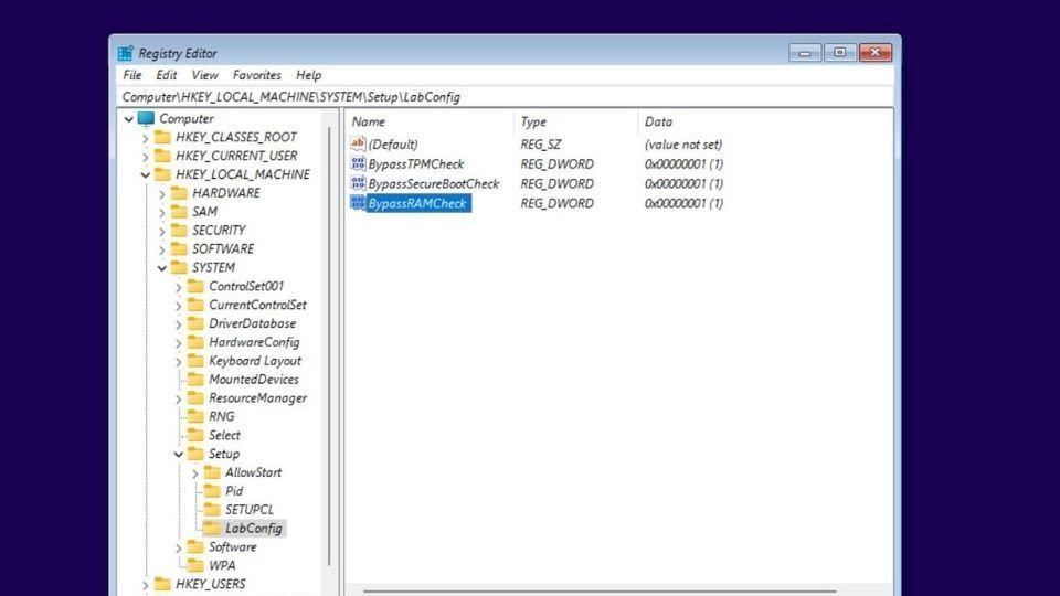 Энтузиасты нашли метод установки Windows 11 на несовместимые ПК