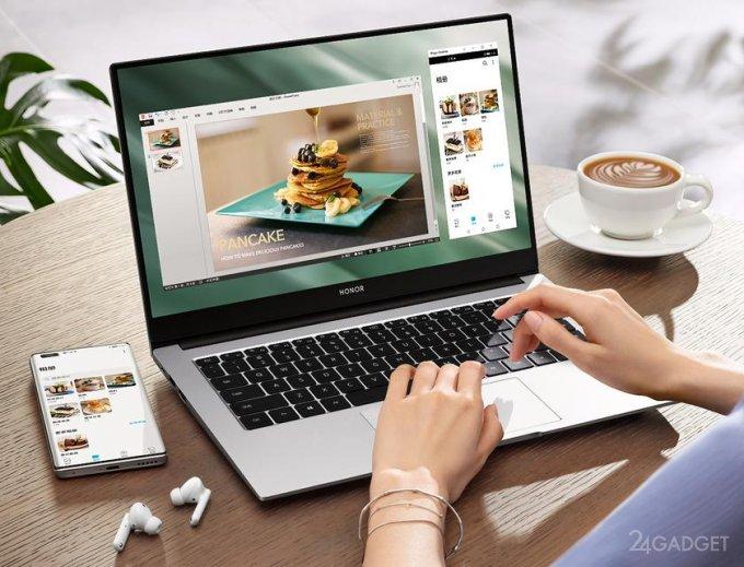 Honor презентовала ноутбуки MagicBook 14 и MagicBook 15 на процессорах AMD Ryzen 5000 (3 фото)