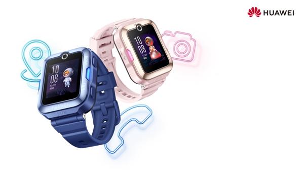 Huawei представила детские «умные» часы с AMOLED-дисплеем и 5 Мп камерой