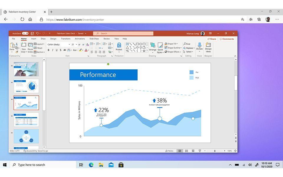 Microsoft анонсировала Windows с поддержкой запуска на iPad и Android