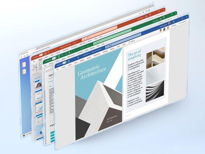 Microsoft представила облачный сервис Windows 365 (4 фото)