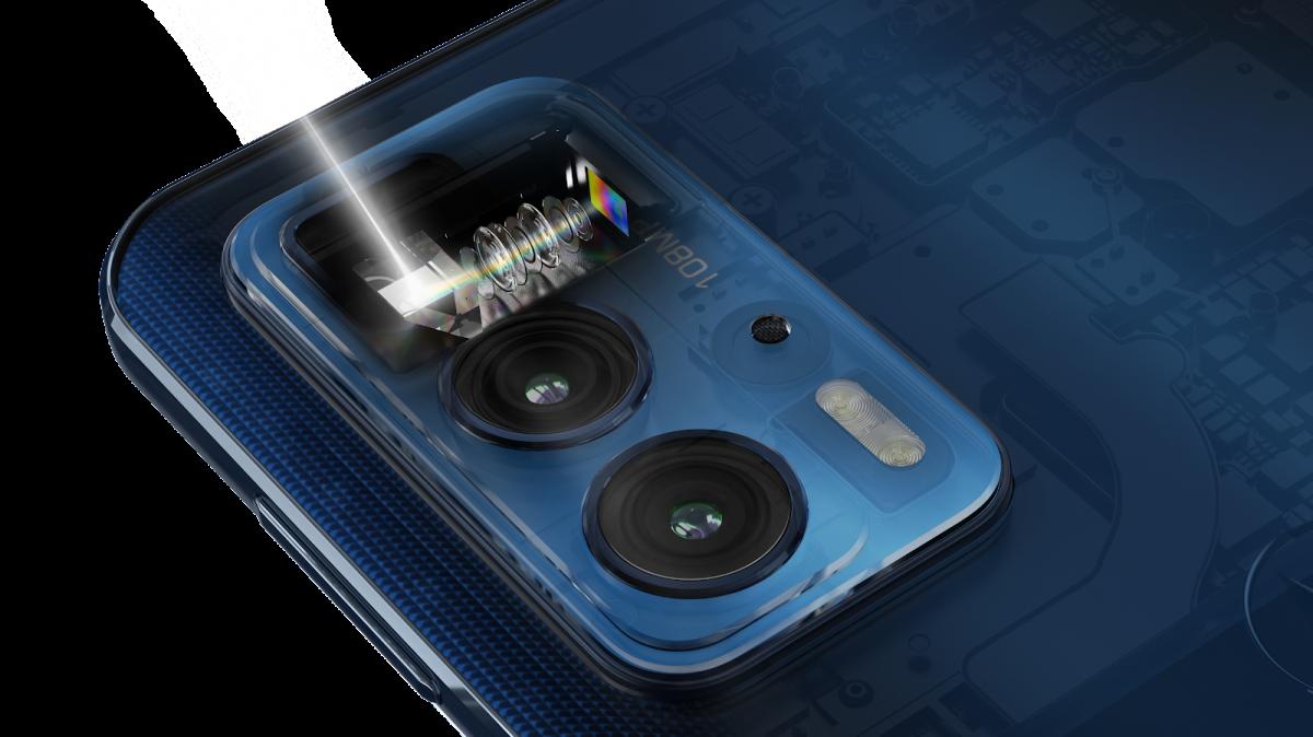 Motorola представила свой первый флагманский смартфон в 2021 году