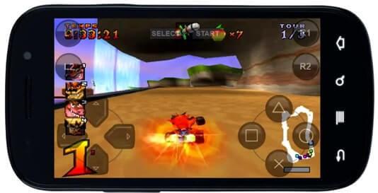 Названы все игровые приставки, которые можно запустить на смартфоне