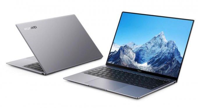 Представлены новые ноутбуки Huawei MateBook в модификации B (3 фото)