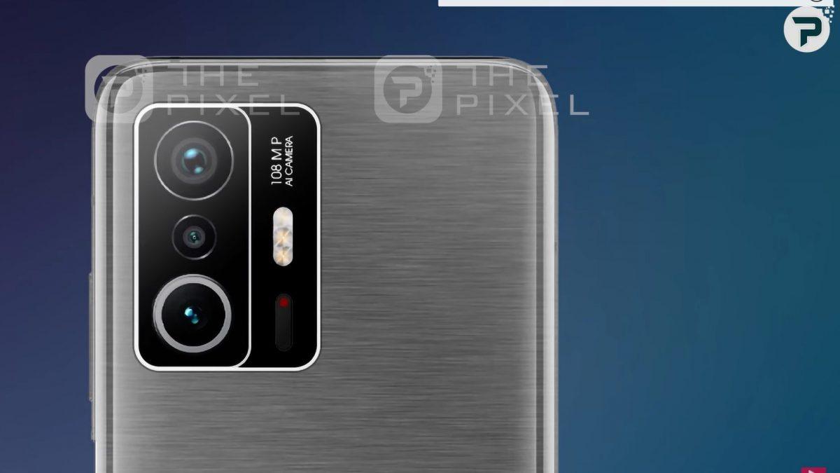 Раскрыта внешность младших флагманских смартфонов Xiaomi Mi 11T Pro