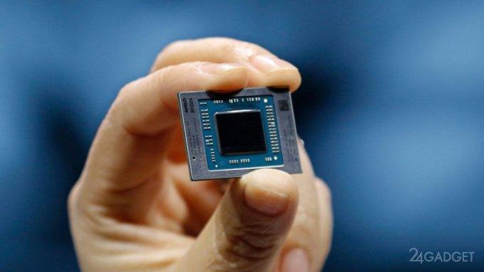 AMD начала серийное производство Ryzen 6000