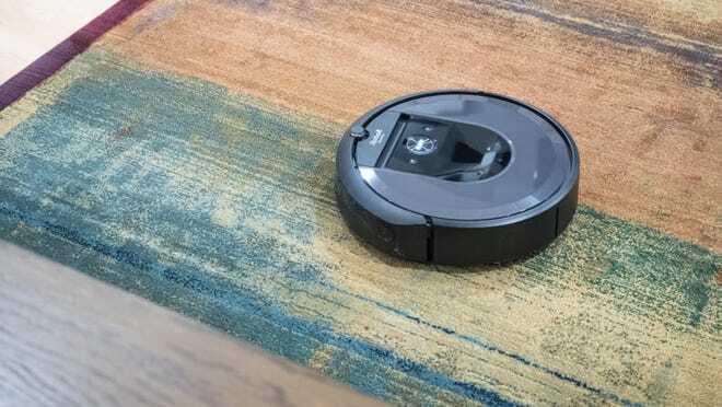 Названы 7 лучших роботов-пылесосов с функцией сухой уборки