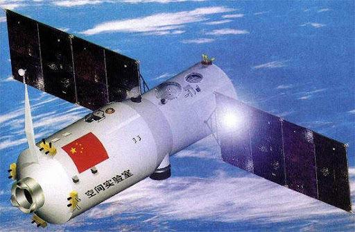 Российские эксперты оценили планы Китая построить гигантский космический корабль прямиком в космосе