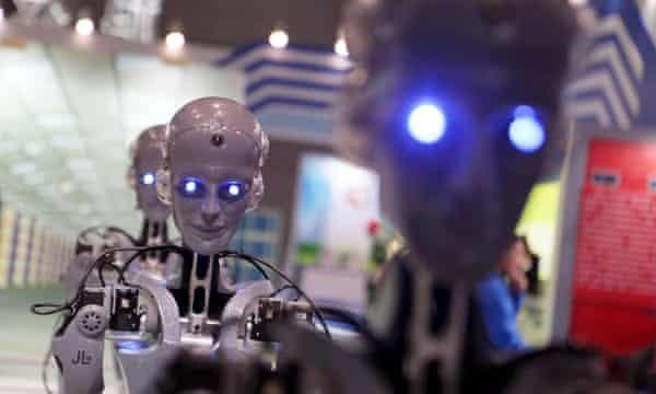 Специалист рассказала, почему нам не стоит опасаться восстания роботов