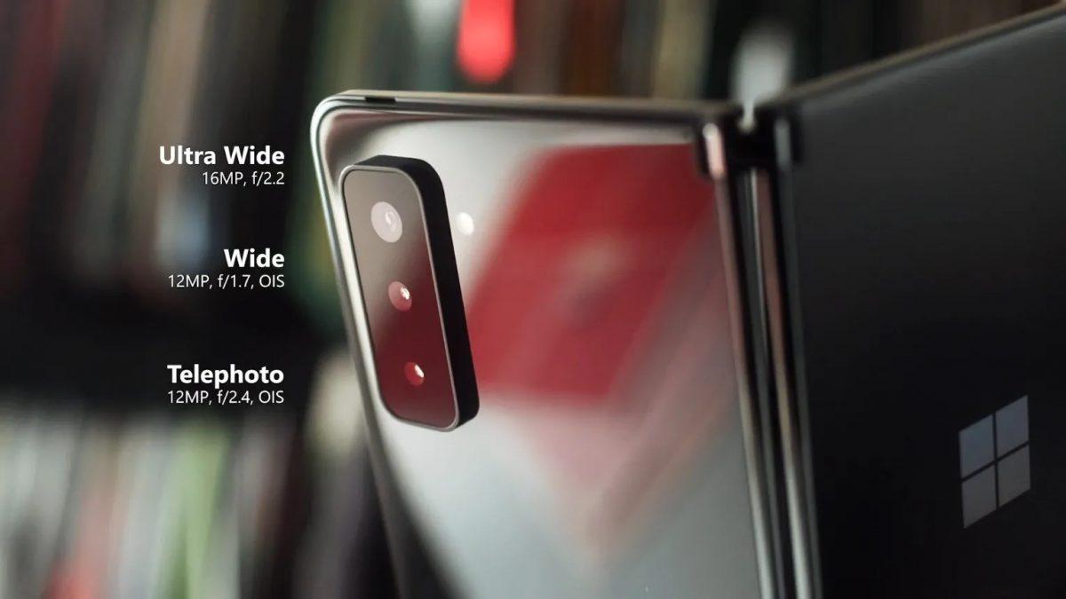 Microsoft анонсировала новый флагманский смартфон с двумя экранами Surface Duo 2