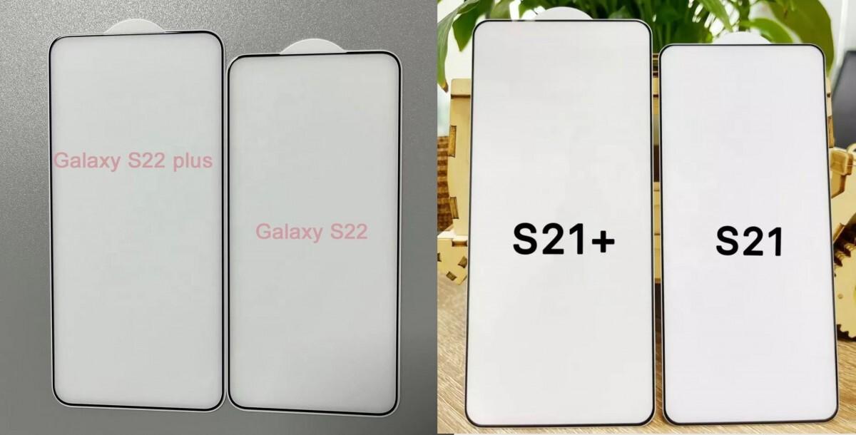 Раскрыт внешний вид корпуса грядущих флагманских смартфонов Samsung