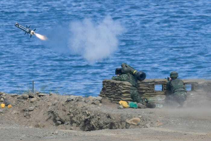 Тайваньский спецназовец раскрыл план действий на случай войны с Китаем