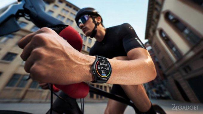 Huawei представила смарт часы Watch GT 3 по цене от 329 евро (4 фото)