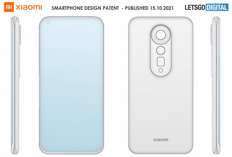 Xiaomi разрабатывает непохожий на другие смартфон