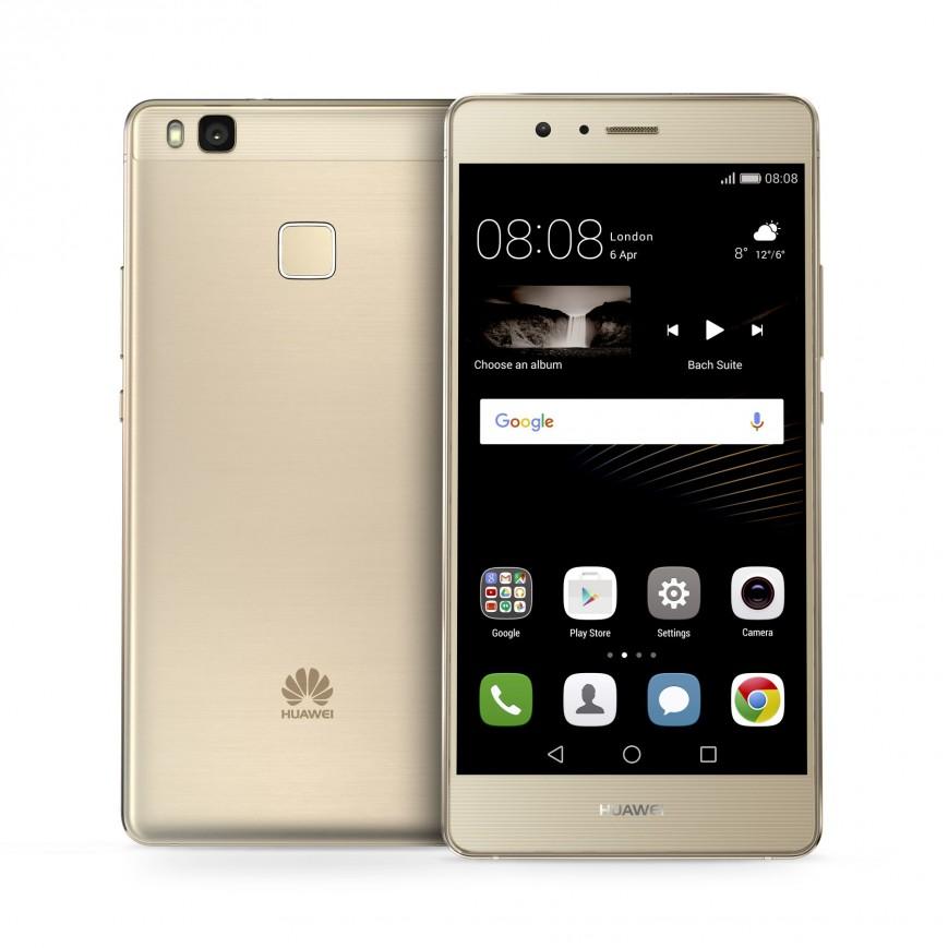 Золотистый Huawei P9 lite появился в России