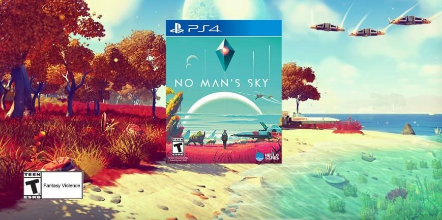 Состоялся релиз игры No Man's Sky