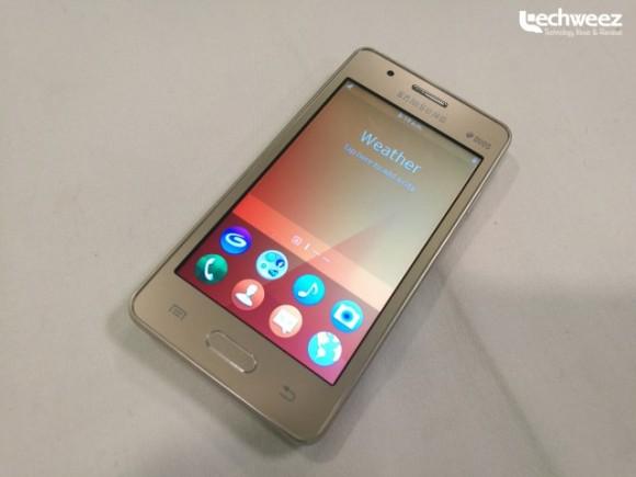Параметры семидесятидолларового смартфона Samsung Z2 подтвердились