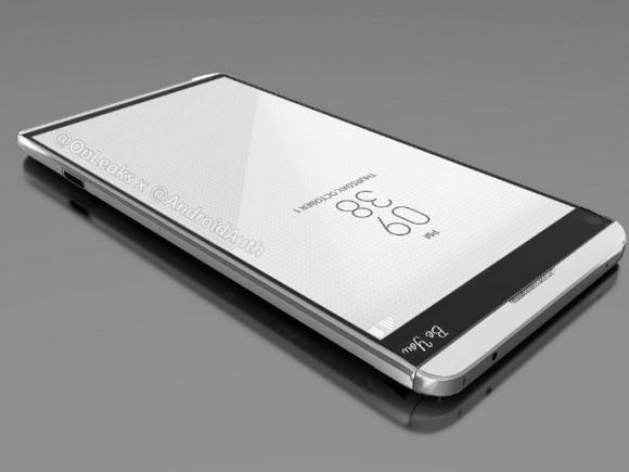 LG V20 станет первым смартфоном с 32-битным Quad DAC