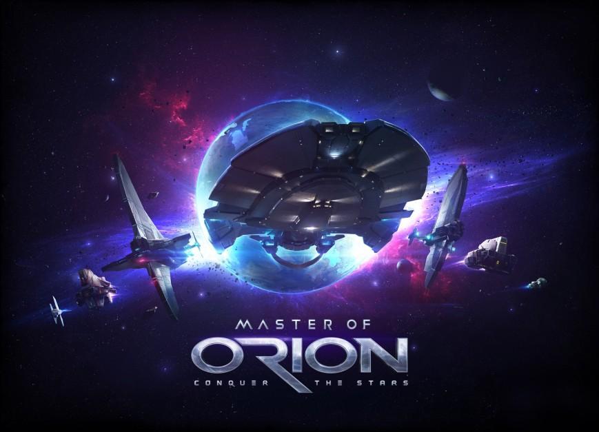 Релиз космической стратегии Master of Orion состоится 25 августа