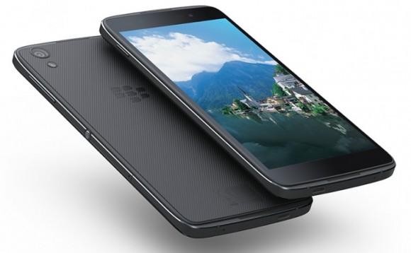 BlackBerry DTEK50 появился в продаже в Голландии