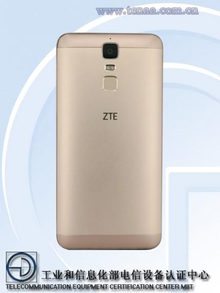 Китайцы показали смартфон ZTE с аккумулятором на 4900 мАч