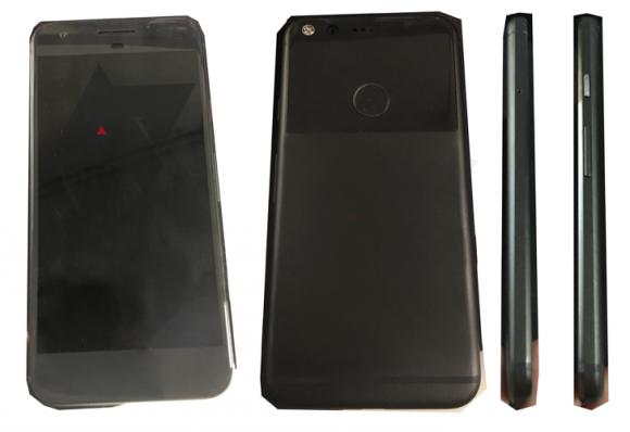Смартфон Nexus Sailfish показался на живых фото