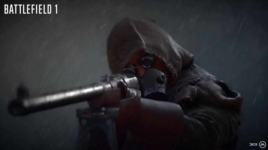 Открытое бета-тестирование Battlefield 1 стартует 31 августа