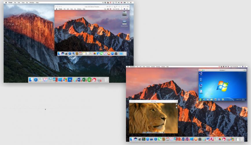 Parallels Desktop 12 для Mac получила поддержку macOS Sierra и приложения Xbox