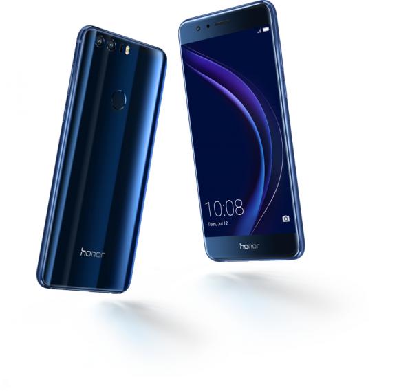 Huawei обещает скорый выпуск смартфона Honor 8 в России