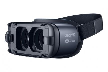Обновленный Samsung Gear VR поступил в продажу