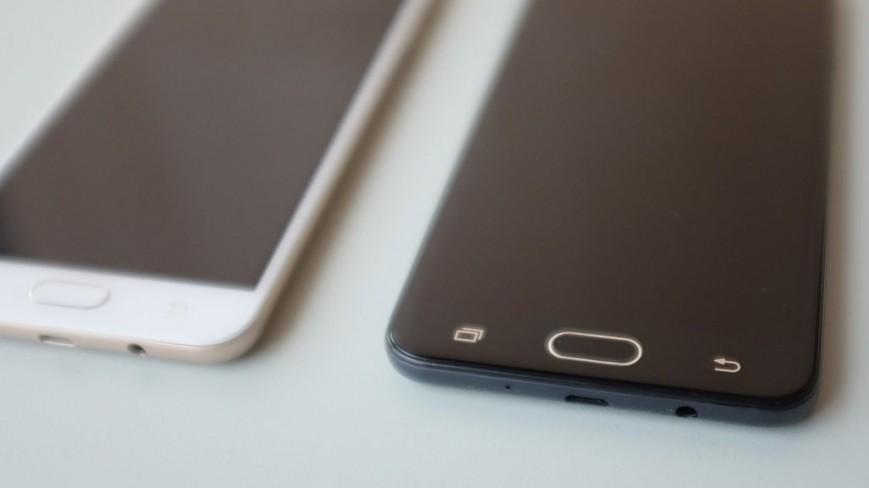 Samsung Galaxy J7 Prime получит сканер отпечатков, улучшенные экран, камеру и больше памяти