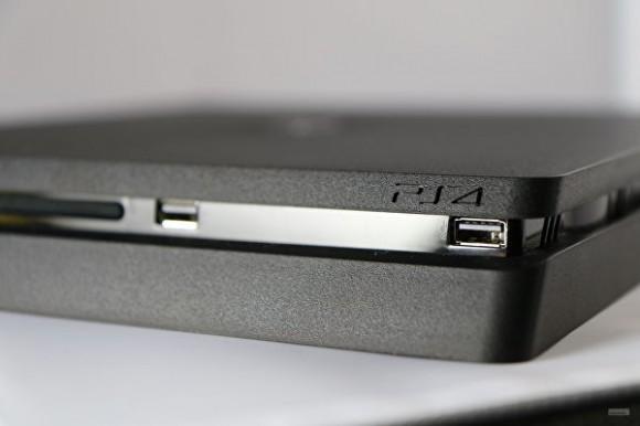 Обновленную Sony PlayStation 4 показали в работе