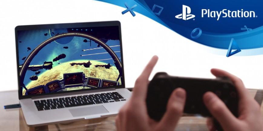 Sony представила беспроводной USB-адаптер Dualshock 4 для PC и Mac