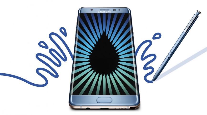 Прием предзаказов на Samsung Galaxy Note 7 в России приостановлен