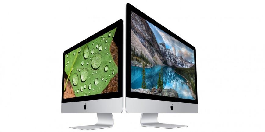 Apple готовит iMac на базе AMD и 5K-дисплей