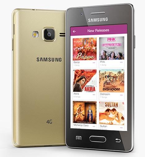 Семидесятидолларовый смартфон Samsung Z2 поступил в продажу