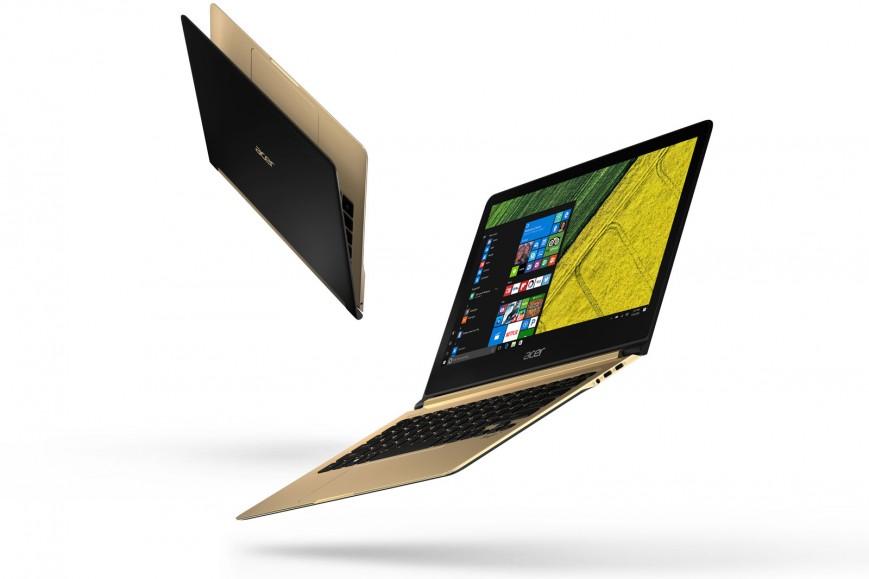 IFA 2016: Acer анонсировала ноутбуки Swift 1, 3, 5 и 7