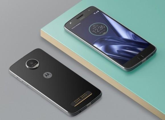 IFA 2016: смартфон Moto Z Play представлен официально