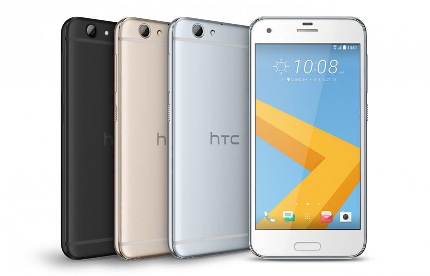 IFA 2016: металлический HTC One A9s привычно копирует iPhone