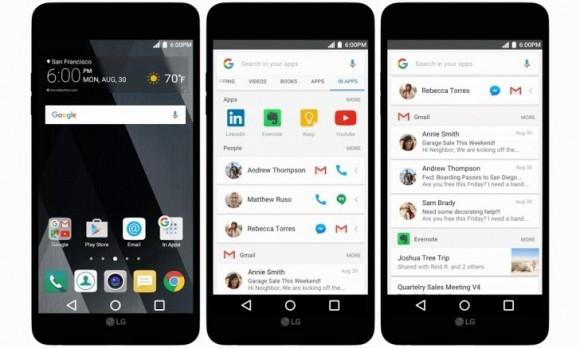 Google научилась искать в приложениях на Android