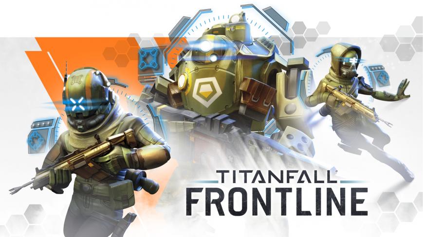 Карточная игра Titanfall: Frontline придет на iOS и Android осенью