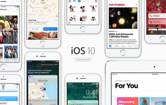Apple выпустила iOS 10 для бесплатного обновления