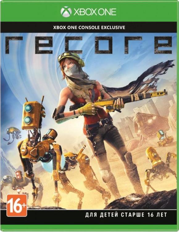 Состоялся российский релиз ReCore для Xbox One и Windows 10