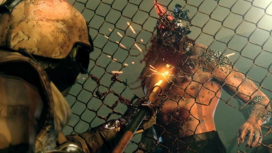 Konami провела демонстрацию Metal Gear Survive