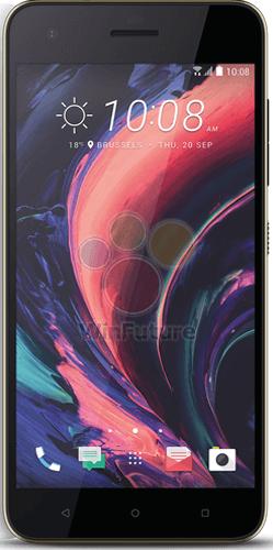 Смартфон HTC Desire 10 Lifestyle показался со всех сторон