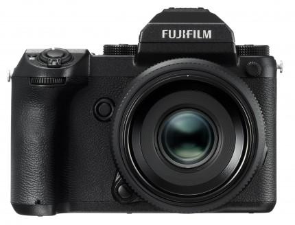 Fujifilm представила среднеформатную беззеркалку GFX 50S на 51,4 Мп
