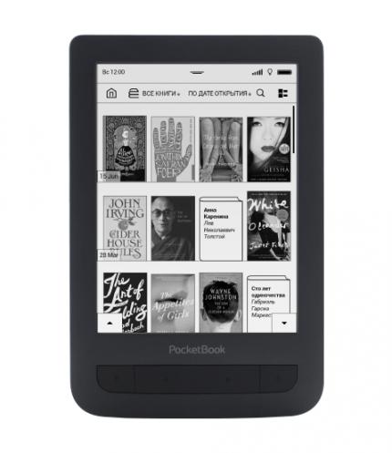 Ридер PocketBook 625 Basic Touch 2 вышел в продажу в России